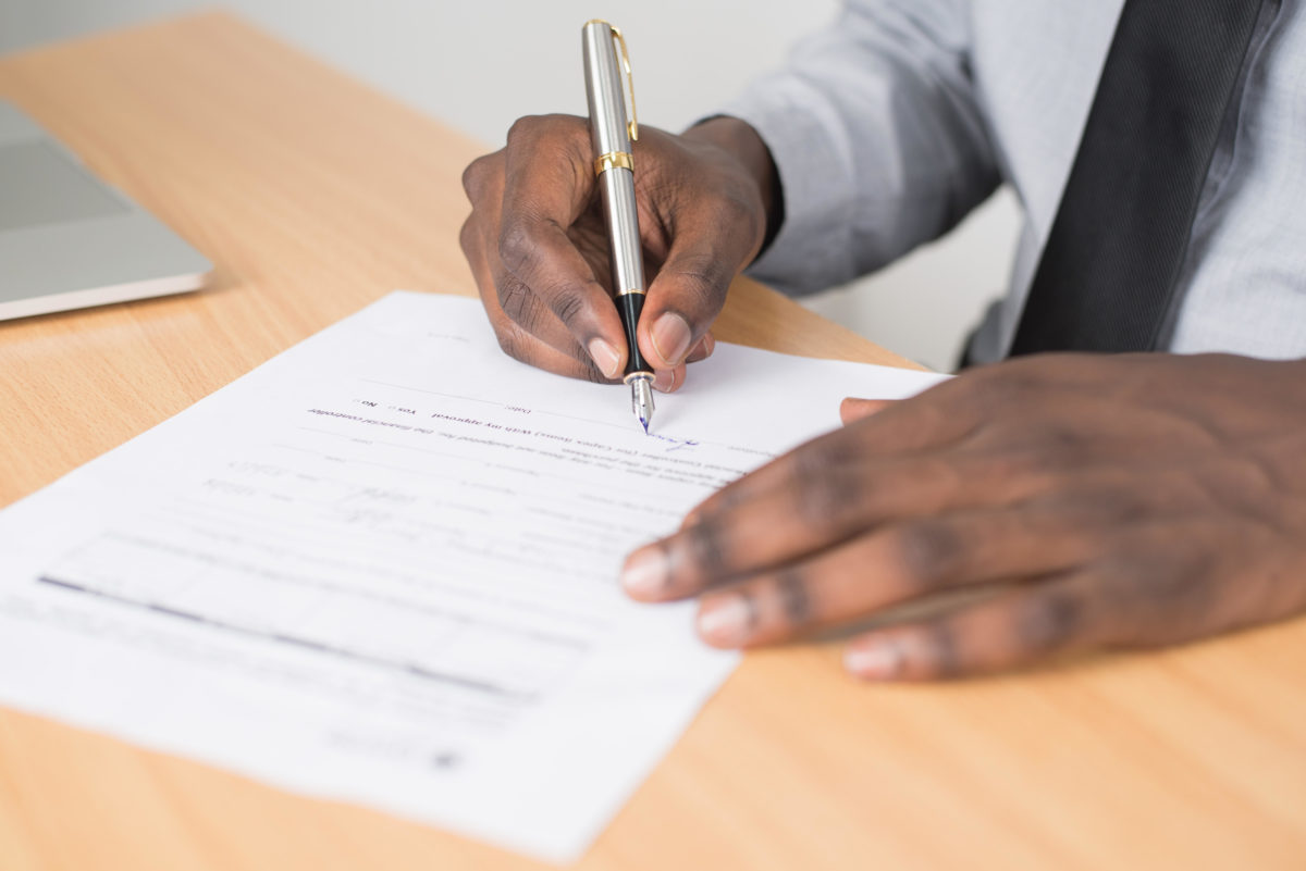 What is a Clearance Certificate for an Estate?